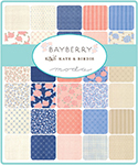 Moda Bayberry Fabric by the Yard