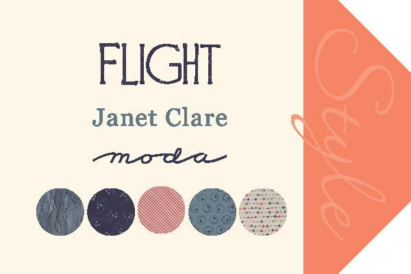 Moda Flight Fabric