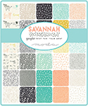 Moda Savannah Fabric by the Yard