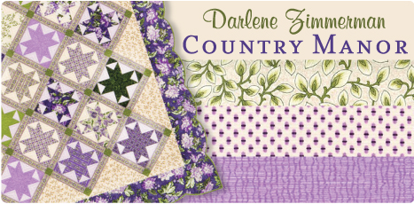 Robert Kaufman Country Manor Fabric