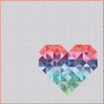 Free Quilt Pattern - Latitude Batiks - Layer Cake Friendly
