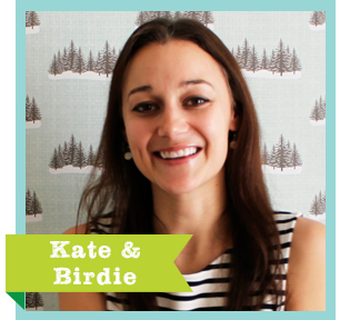 Kate and Birdie Fabric