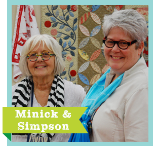 Minick and Simpson Fabric