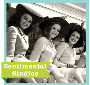 Sentimental Studios Fabric