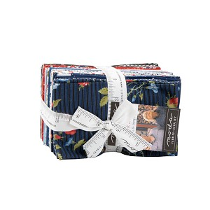 Moda Harbor Springs Fat Eighth Bundle by Minick & Simpson