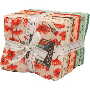 Moda Le Pavot Fat Quarter Bundle by Sandy Gervais