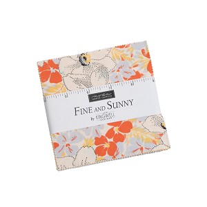 Moda Fine And Sunny Charm Pack by Jen Kingwell