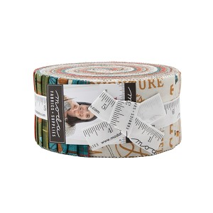Moda Explore Jelly Roll by Deb Strain