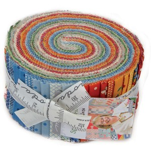 Moda Spring-A-Ling Jelly Roll by American Jane