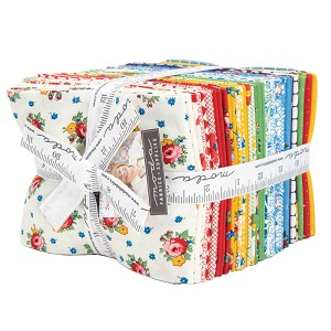 Moda Sweet Harmony Fat Quarter Bundle by American Jane