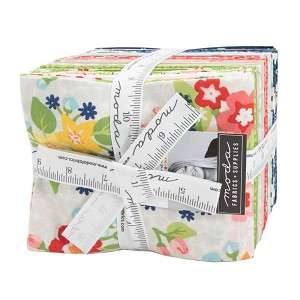 Moda Orchard Fat Quarter Bundle by April Rosenthal of Prairie Grass Patterns