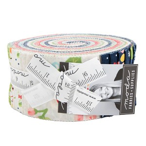 Moda Orchard Jelly Roll by April Rosenthal of Prairie Grass Patterns