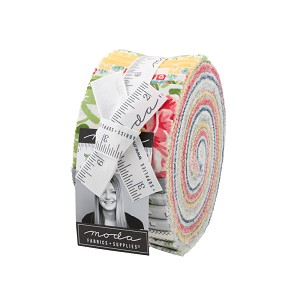Moda Homestead Jelly Roll by April Rosenthal of Prairie Grass Patterns