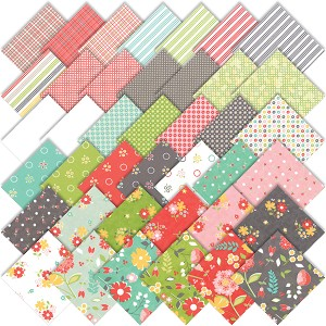 Moda Flower Mill Charm Pack by Corey Yoder
