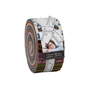 Moda Nancy's Needle 1850-1884 Jelly Roll by Betsy Chutchian