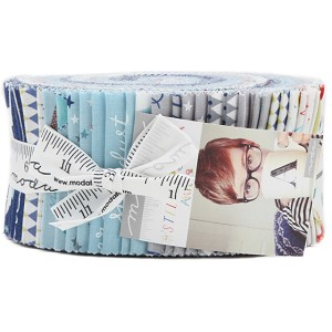 Moda Stellar Baby Jelly Roll by Abi Hall