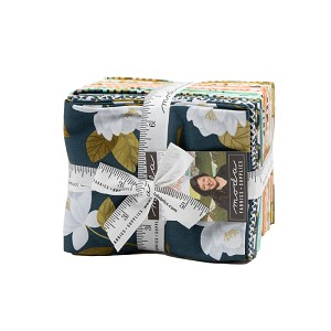 Moda Goldenrod Fat Quarter Bundle by One Canoe Two