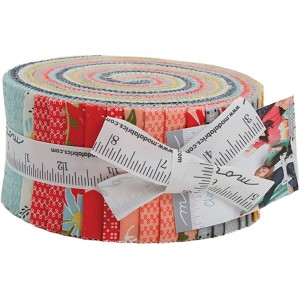 Moda Clover Hollow Jelly Roll by Sherri & Chelsi