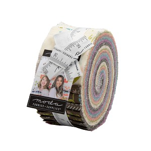 Moda Balboa Jelly Roll by Sherri & Chelsi