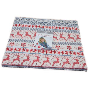 Moda Nordic Stitches Layer Cake by Wenche Wolff Hatling