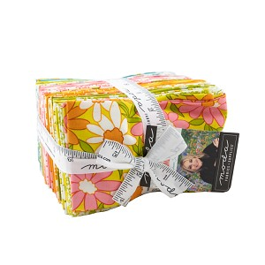 Moda A Blooming Bunch Fat Eighth Bundle by Maureen McCormick