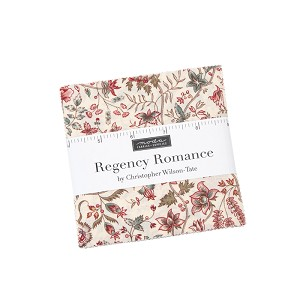 Moda Regency Romance Charm Pack by Christopher Wilson Tate