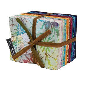Moda Parfait Batiks Fat Quarter Bundle