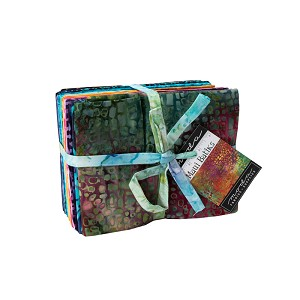 Moda Maui Batiks Fat Quarter Bundle