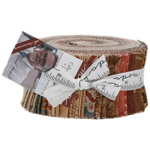 Moda Collection for a Cause Heritage 10th Anniversary Jelly Roll by Howard Marcus