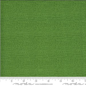 Moda Solana Thatched Light Green Fabric by Robin Pickens