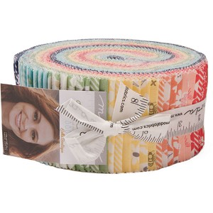 Moda Garden Variety Jelly Roll by Lella Boutique
