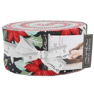Moda Little Tree Jelly Roll by Lella Boutique