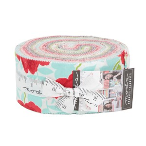 Moda Little Snippets Jelly Roll by Bonnie & Camille