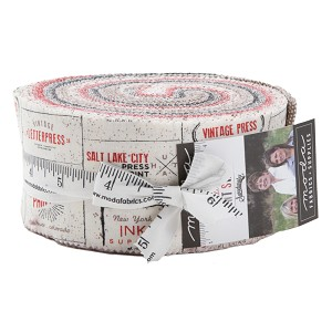 Moda The Print Shop Jelly Roll by Sweetwater