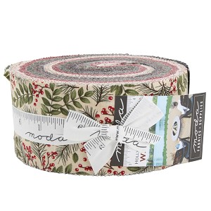 Moda Winter Manor Jelly Roll by Holly Taylor