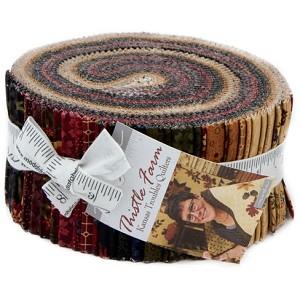 Moda Thistle Farms Jelly Roll by Kansas Troubles Quilters