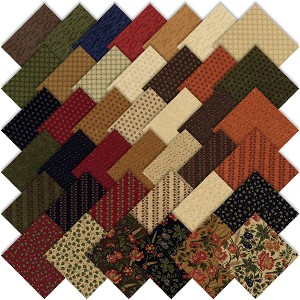 Moda Harvest Hill Charm Pack by Kansas Troubles Quilters