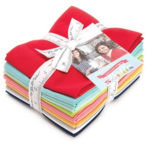 Moda Bella Solids Bonnie & Camille Designer Select Fat Quarter Bundle