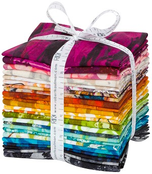Robert Kaufman Warehouse District Fat Quarter Bundle by Wishwell