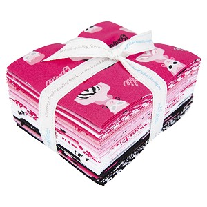 Riley Blake Designs Barbie Fat Quarter Bundle