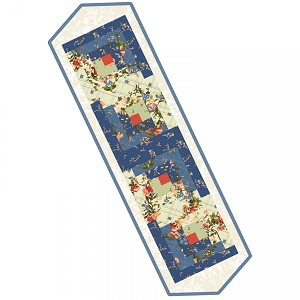 Maywood Studio Belle Epoque Log Cabin Table Runner Pod Kit