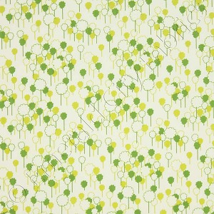 Anthology The Woodlands Forest Cream Fabric