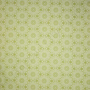 Free Spirit Botanique Mosaic Bloom Asparagus Fabric
