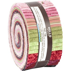 Robert Kaufman Coventry Garden Jelly Roll Up by Studio RK