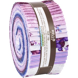 Robert Kaufman Coventry Spring Jelly Roll Up by Studio RK