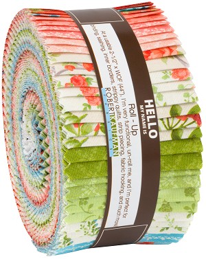 Robert Kaufman Cassandra Jelly Roll by Studio RK