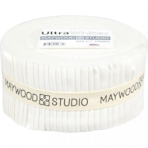 Maywood Studio Ultra White Jelly Roll