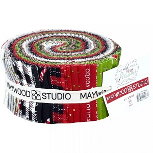 Maywood Studio We Whisk You a Merry Christmas! Jelly Roll by Kim Christopherson